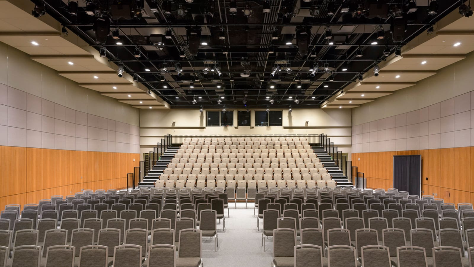 Sandy Springs City Center Seating