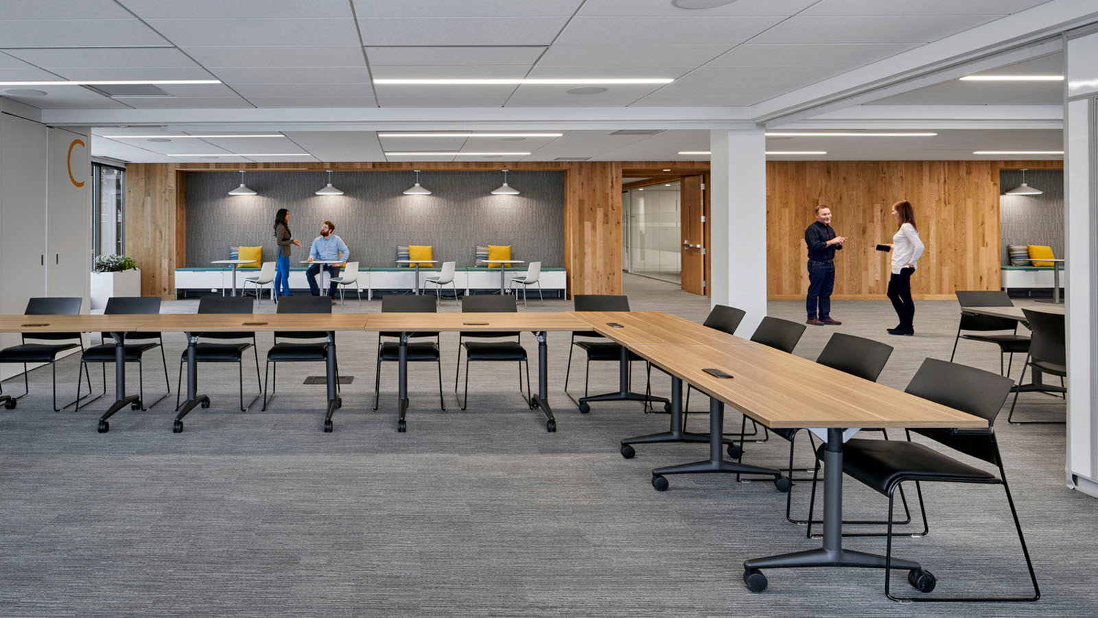 Sun Life Financial conference space