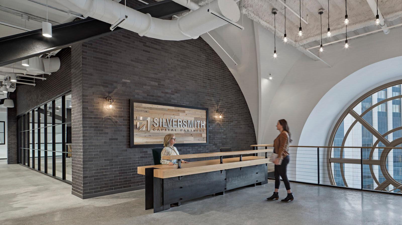 Silversmith Reception Area