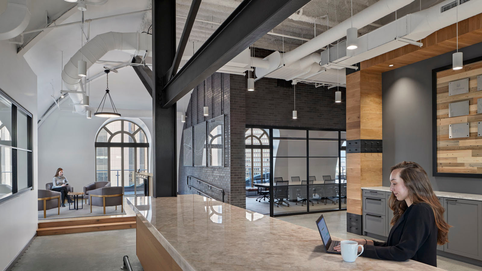 Silversmith meeting spaces
