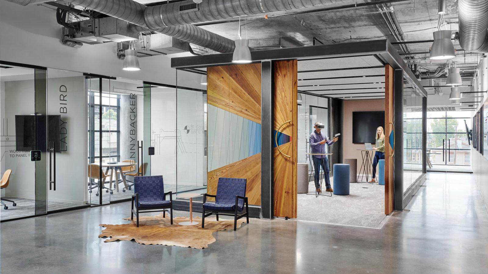DPR Meeting spaces in Austin