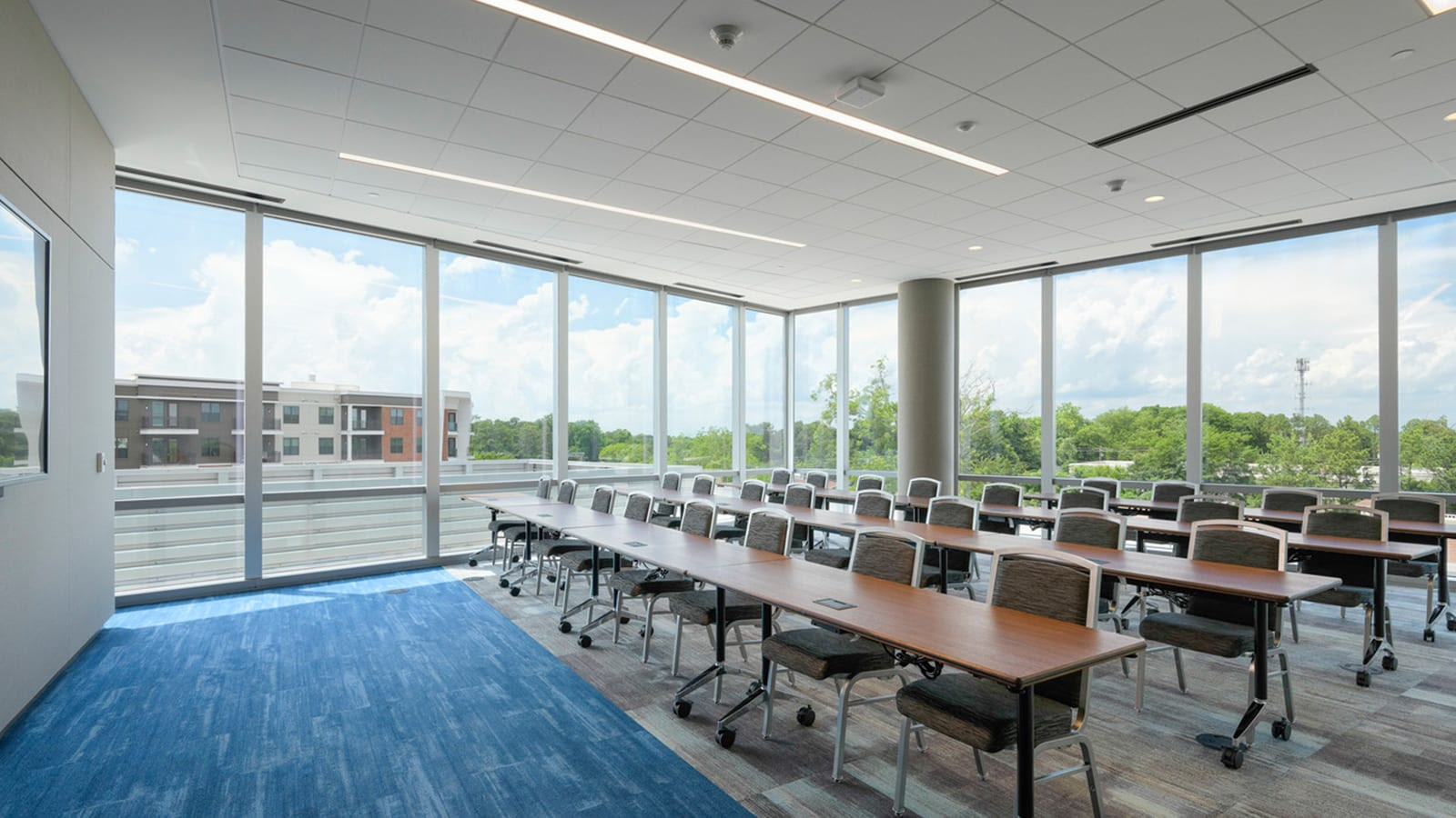 Sandy Springs City Center education space