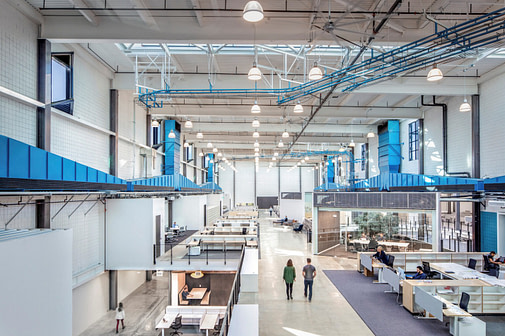 MGA Headquarters, Chatsworth, CA