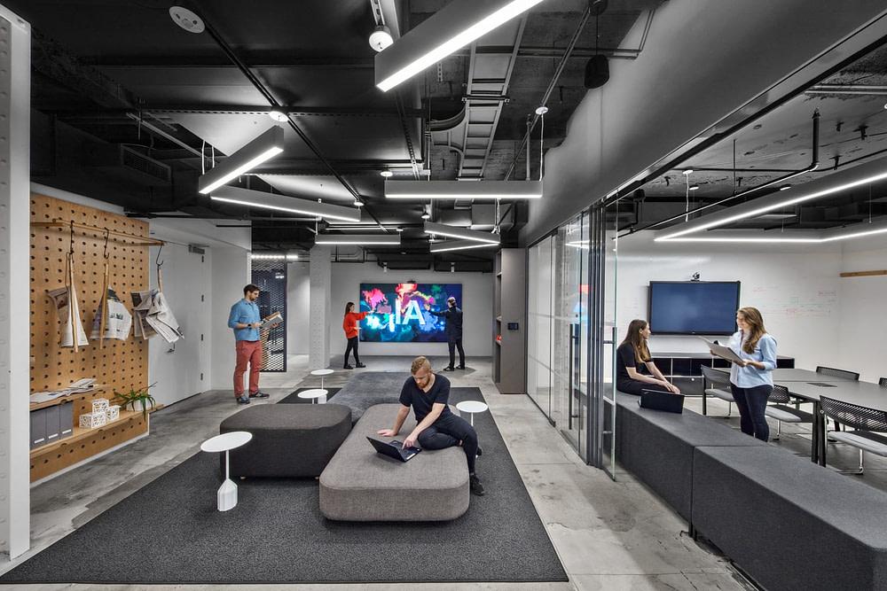 IA NY's Office Renovation