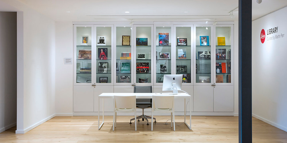 Leica Flagship Gallery in Los Angeles. Photo by Art Gray.