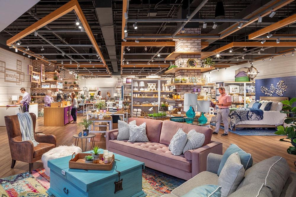 Wayfair Retail Natick Ma Ia, Wayfair Furniture Location