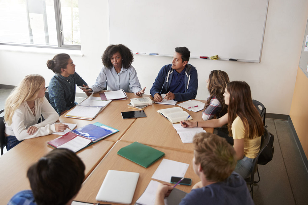 Corporate learning spaces based off of academic findings
