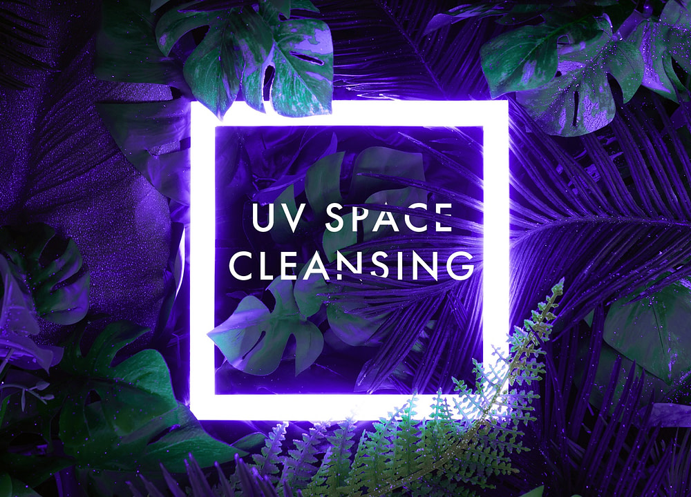 UV Space Cleansing