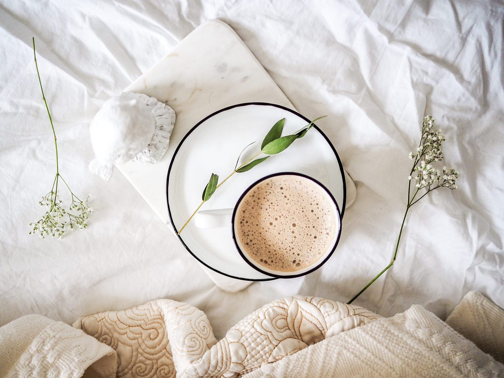 Hygge can be seen in the comforts of home