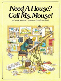 Need A House Call Ms Mouse by George Mendoza