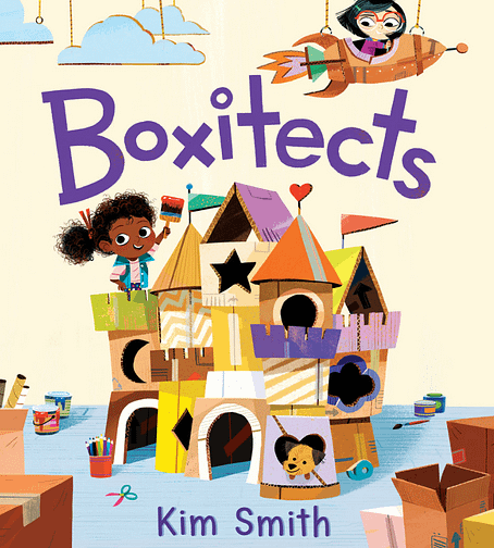 Boxtects, by Kim Smith.