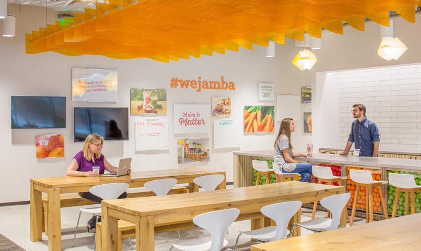 Jamba Juice Headquarters, Frisco, TX