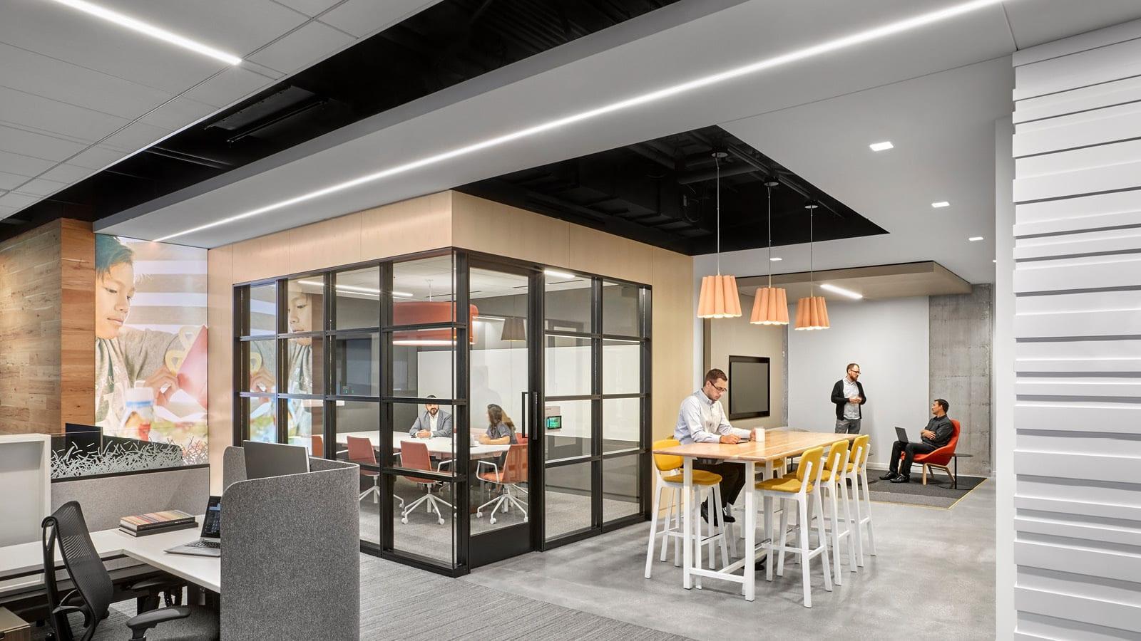 McDonalds Headquarters, Chicago, IL. Photo © Garrett Rowland