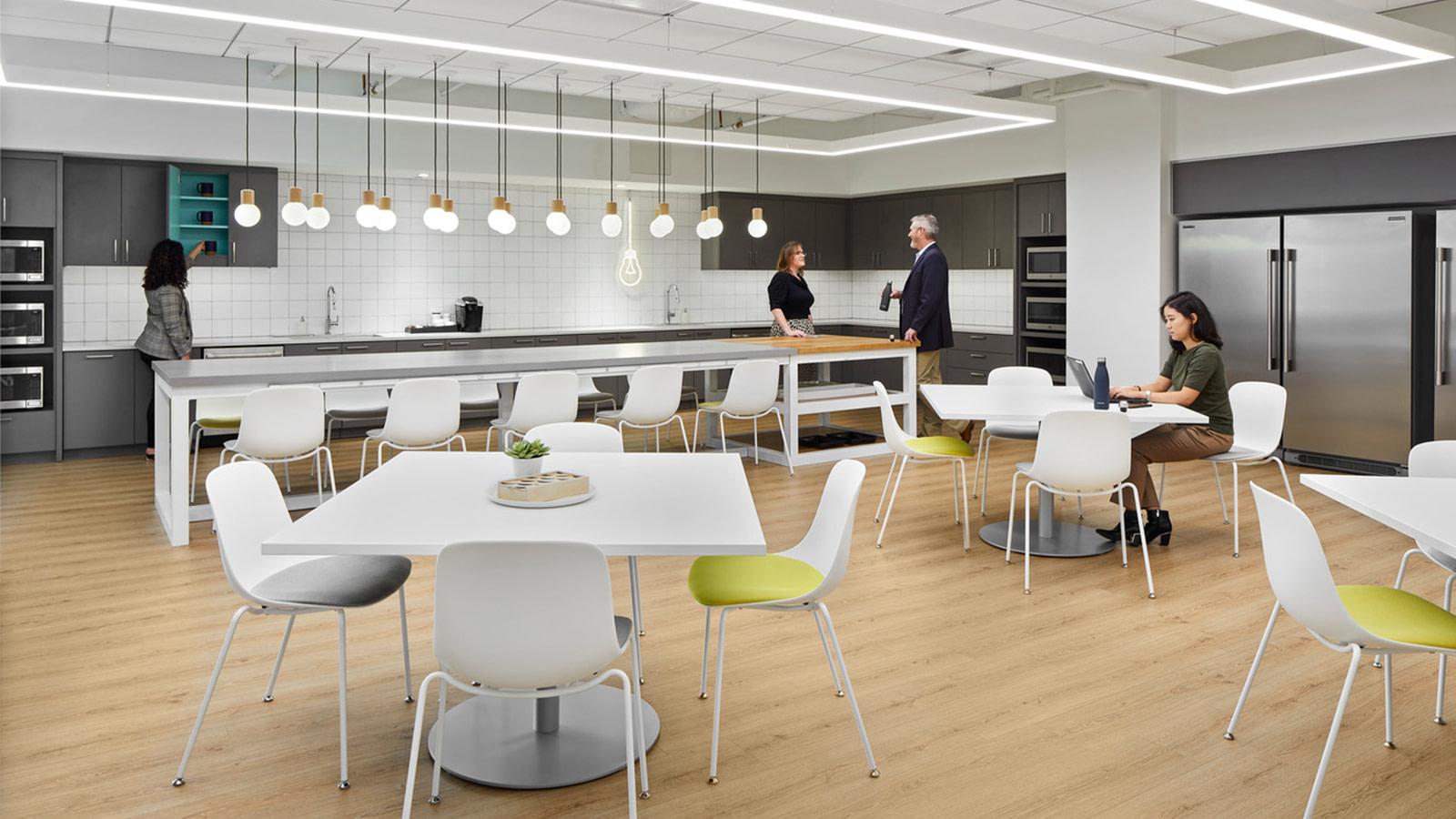 Kitchen break space