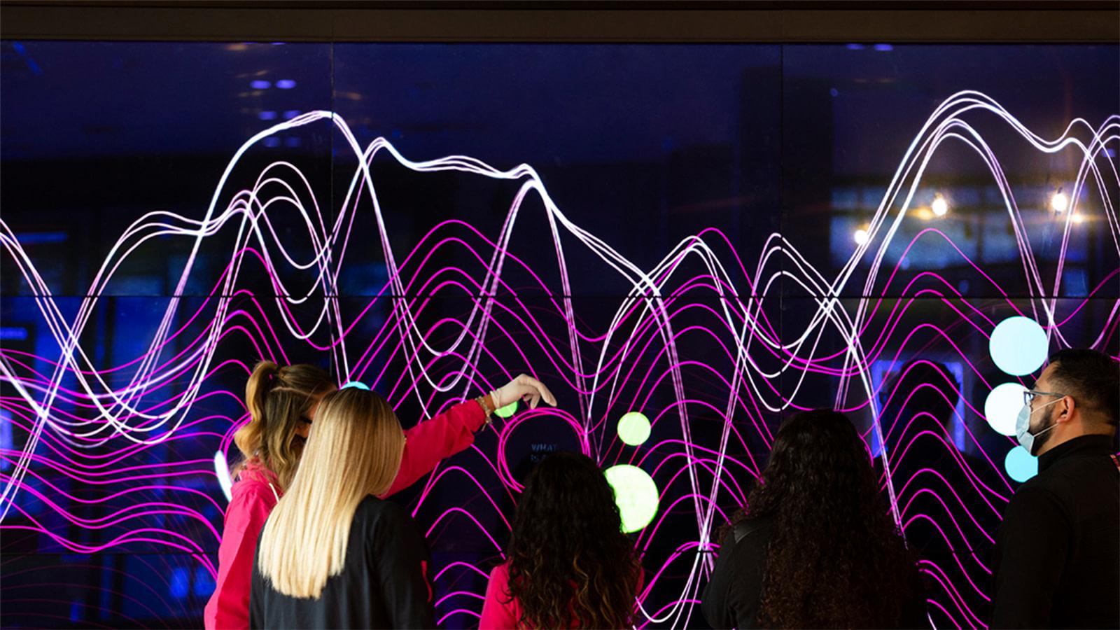 Interactive EGD Display