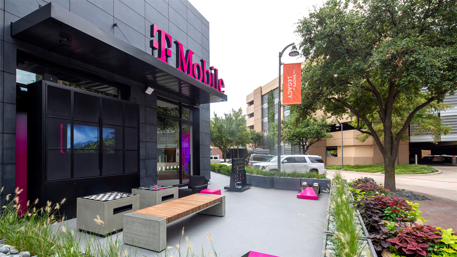 Each t-mobile location is approximately 10,000 square feet