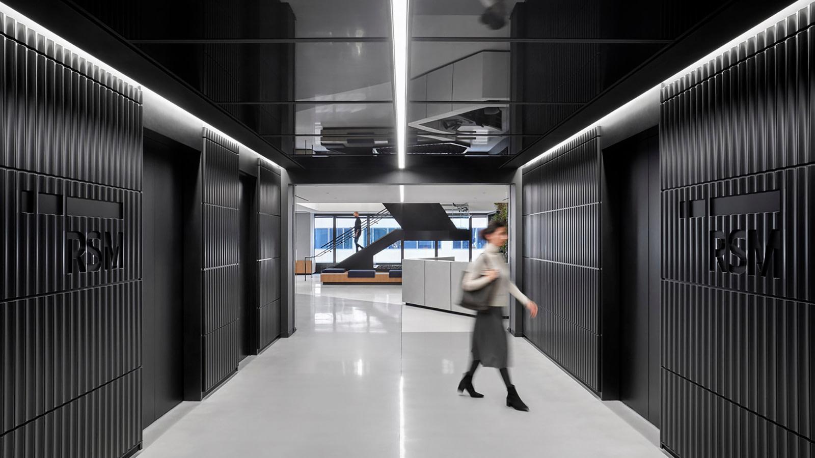 RSM Elevator lobby