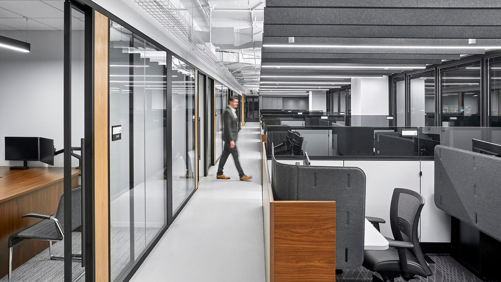 RSM open office area
